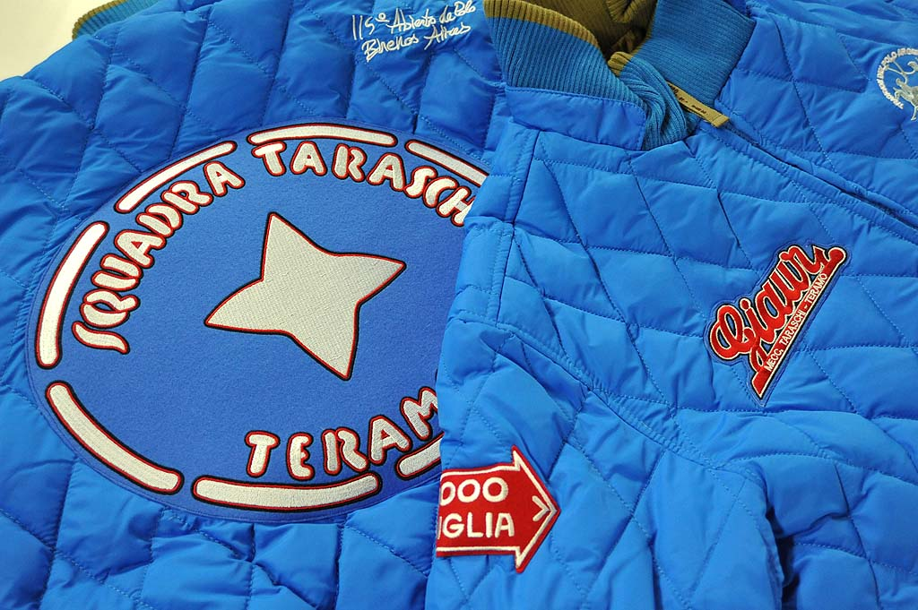 squadra taraschi giaur 1000 刺繍ワッペン
