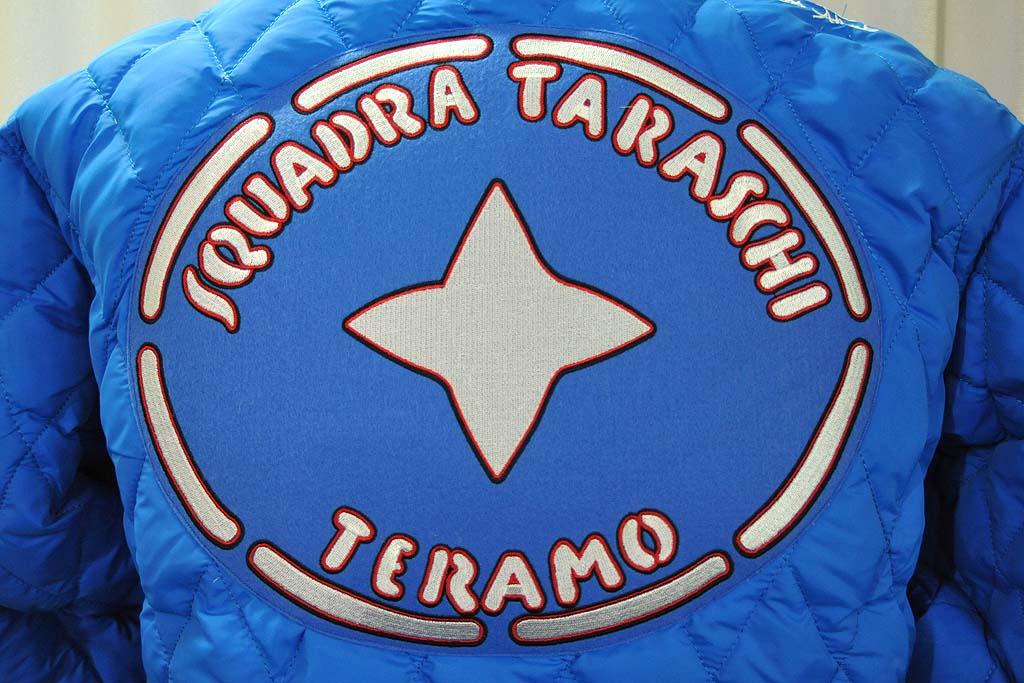 squadra taraschi 刺繍ワッペン