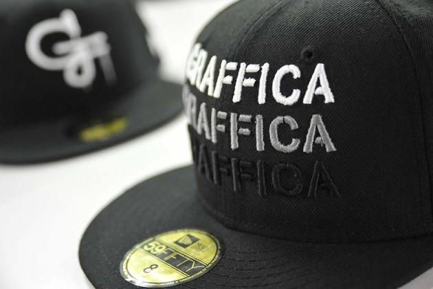 GRAFFICA cap 帽子