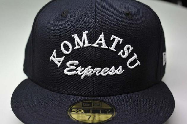 3D刺繍CAP